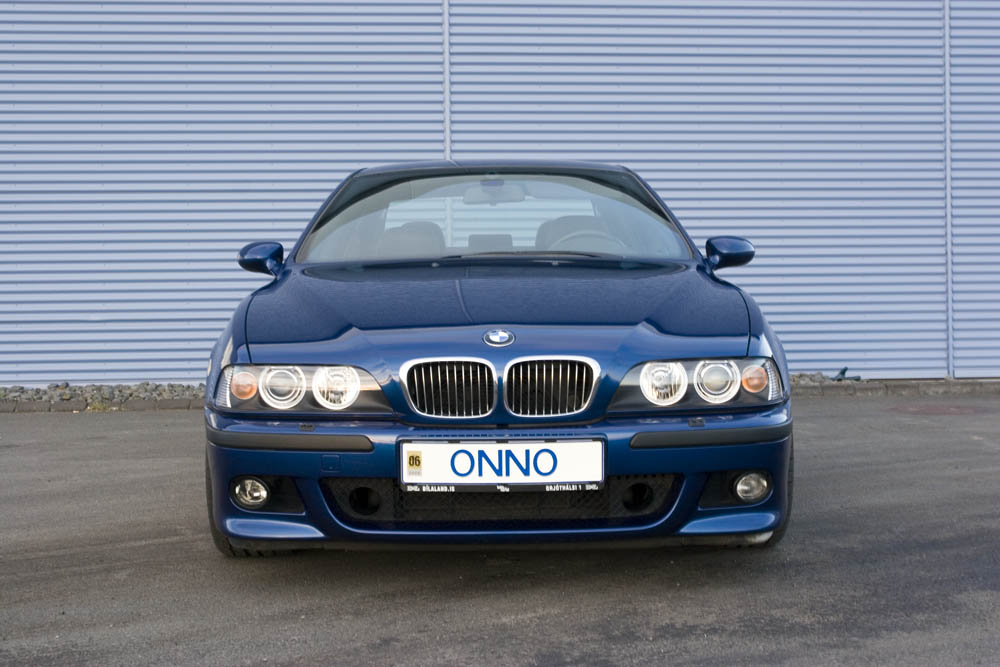 E39 M5   Twin Supercharged